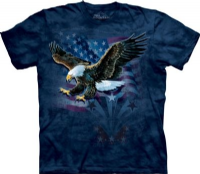 Declaration T-shirt | The Mountain® | Americana T-shirts | Eagle Tees